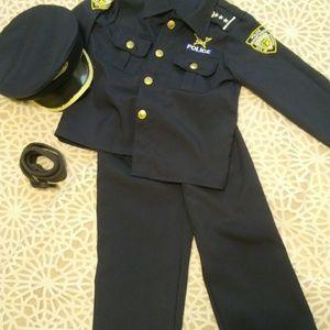 Other - Kids police uniform